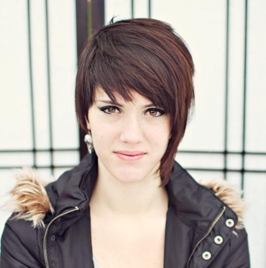 Featured Photo of Short Edgy Haircuts For Girls