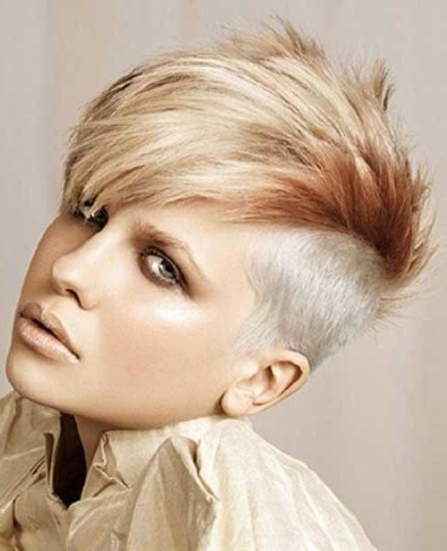 20 Best Punky Short Haircuts | Short Hairstyles 2016 – 2017 | Most With Regard To Cool Hairstyles For Short Hair Girl (View 1 of 15)