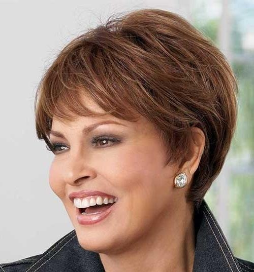 20 Best Short Hair For Women Over 50 | Short Hairstyles 2016 Pertaining To Short Hairstyles For Women  (View 2 of 15)
