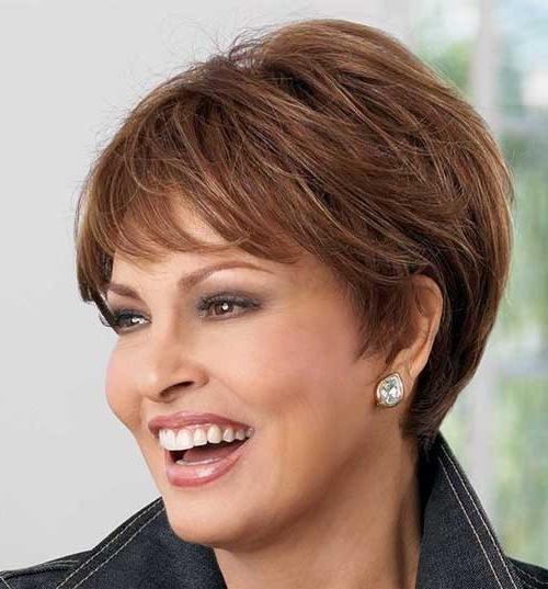 20 Best Short Hair For Women Over 50 | Short Hairstyles 2016 Pertaining To Short Hairstyles For Women (View 6 of 15)