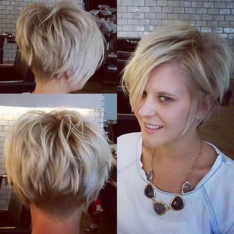 20 Best Short Haircuts For Fine Hair For Trendy Short Haircuts For Fine Hair (View 5 of 15)