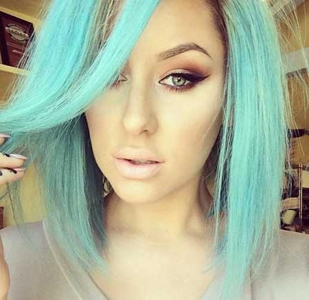 20 Cute Hair Colors For Short Hair | Short Hairstyles 2016 – 2017 With Cute Color For Short Hair (View 1 of 15)