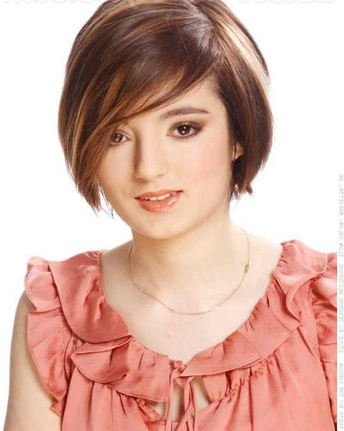 20 Easy Short Straight Hair Styles | Short Hairstyles 2016 – 2017 With Young Girl Short Hairstyles (View 9 of 15)