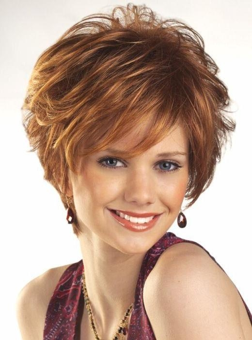 20 Great Short Hairstyles For Women Over 50 – Pretty Designs Regarding Medium Short Haircuts For Women Over (View 14 of 15)