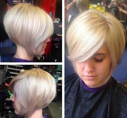 20 Inverted Bob Hairstyles | Short Hairstyles 2016 – 2017 | Most Intended For Short Inverted Bob Haircuts (View 7 of 15)