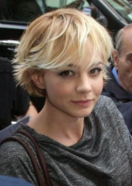 20 Layered Hairstyles For Short Hair – Popular Haircuts In Short Feminine Hairstyles For Fine Hair (View 3 of 15)