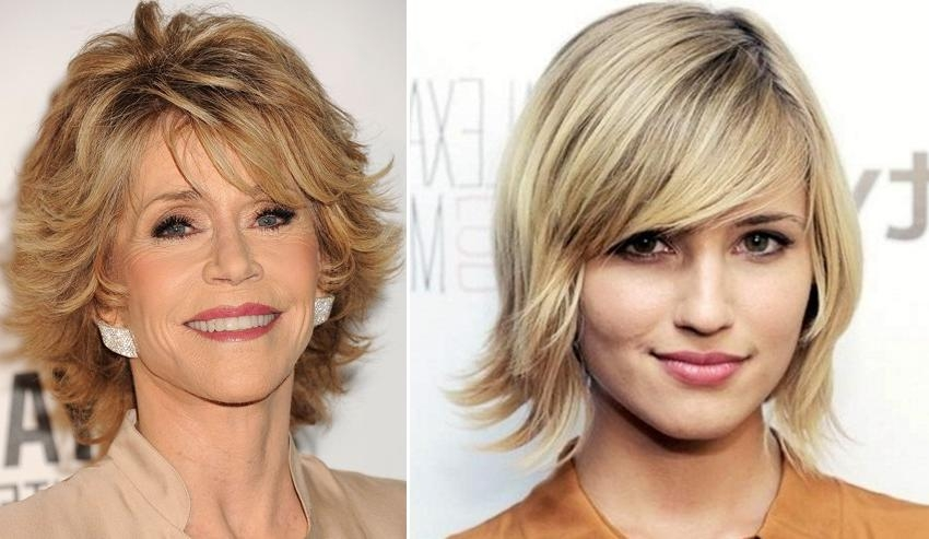 Featured Photo of Short Medium Shaggy Hairstyles