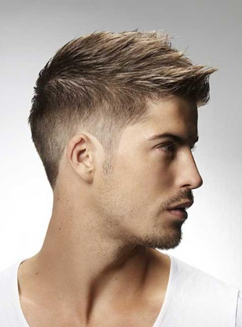 Featured Photo of Short To Medium Hairstyles For Men