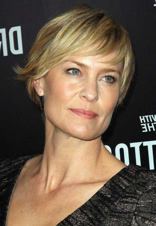 20 Short Hair For Women Over 40 | Short Hairstyles 2016 – 2017 Pertaining To Short Haircuts For Fine Hair Over  (View 8 of 15)