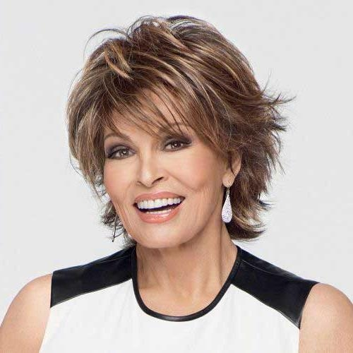 Photo Gallery Of Short Hairstyles Women Over 50 Viewing 5 Of 15 Photos
