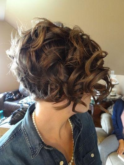 20 Stunning Short And Curly Hairstyles For Women – Popular Haircuts In Edgy Short Curly Haircuts (View 14 of 15)