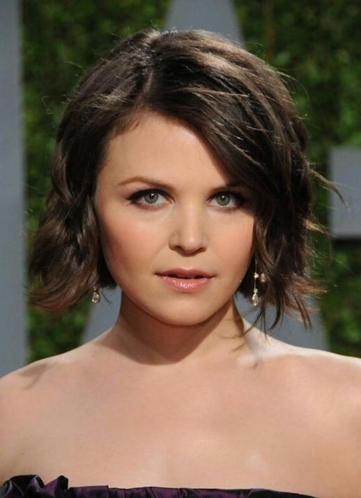20 Trendy Short Haircuts: Hairstyles For Wavy Hair – Popular Haircuts Regarding Short Cuts For Wavy Hair (View 5 of 15)