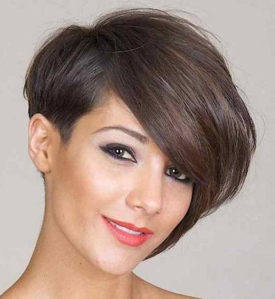 20 Trendy Short Haircuts In Trendy Short Haircuts (View 2 of 15)