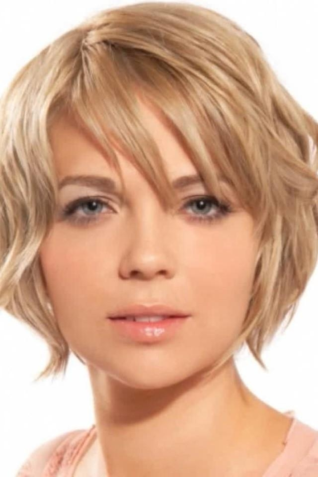 Best Collection Short Haircuts Fine Hair