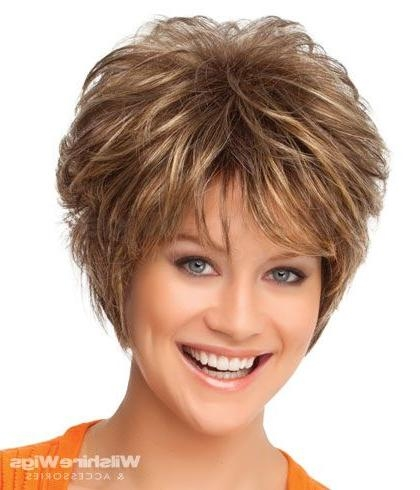 204 Best Short Hairstyles / Women Over 50 Images On Pinterest For Short Hairstyles For Over 50S (View 1 of 15)