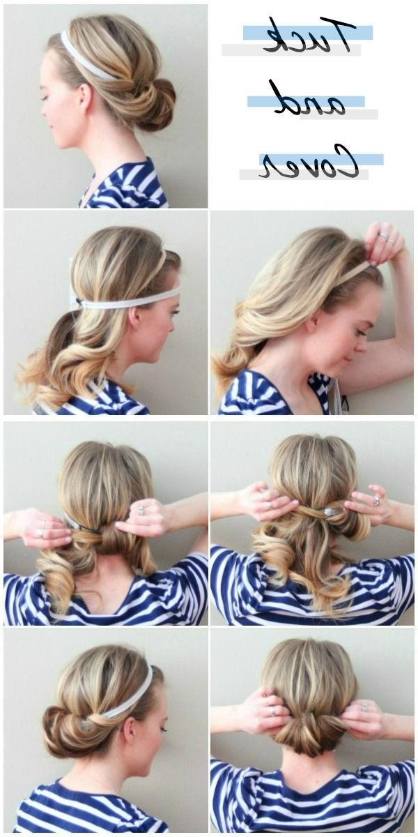 23 Gorgeous And Easy Beach Hairstyles – Style Motivation With Regard To Beach Hairstyles For Short Hair (View 15 of 15)