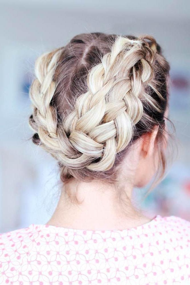 245 Best Prom & Homecoming Hairstyles Images On Pinterest Within Cute Hairstyles For Short Hair For Homecoming (View 3 of 15)