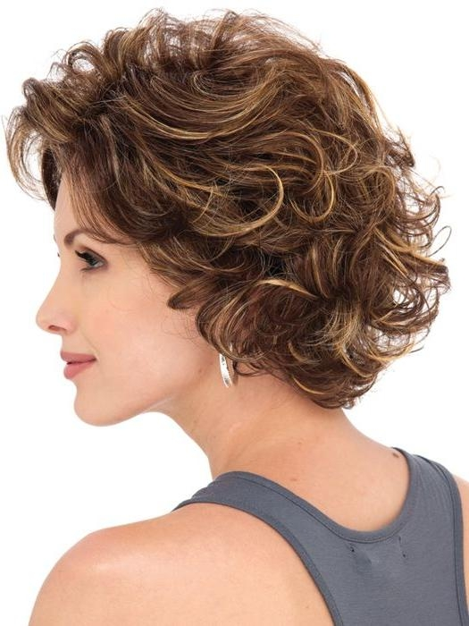 15 Ideas of Short Haircuts For Women Curly - photo #6