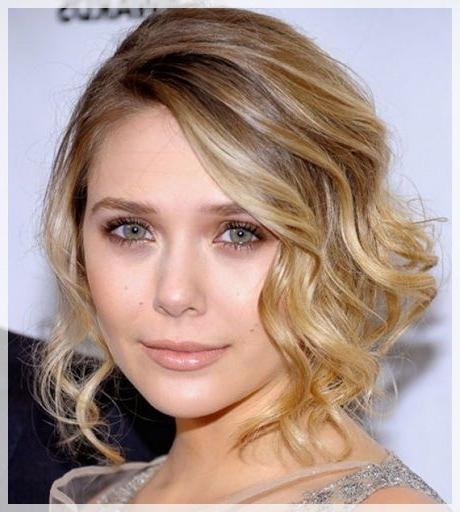 Hairstyle For Wedding Party Guest: 15 Best Collection Of Short Hairstyle For Wedding Guest