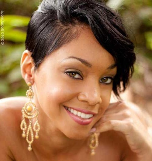 25 Short Hair For Black Women 2012 – 2013 | Short Hairstyles 2016 Inside Cute Short Hairstyles For Black Teenage Girls (View 8 of 15)