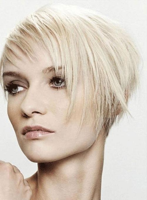25 Short Trendy Cuts | Short Hairstyles 2016 – 2017 | Most Popular Intended For Trendy Short Haircuts For Fine Hair (View 6 of 15)