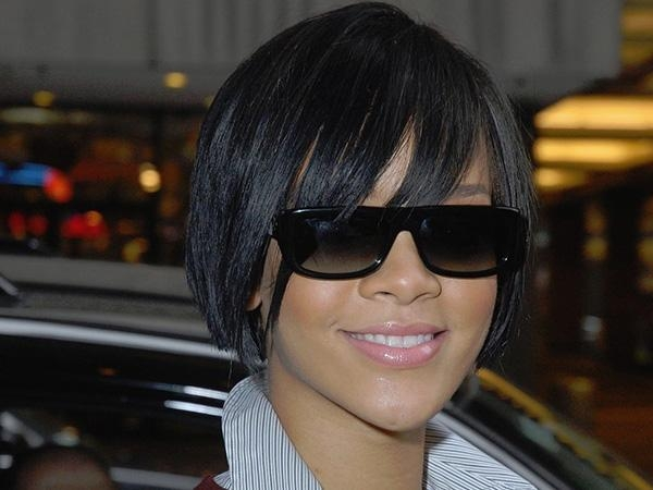 25 Stunning Bob Hairstyles For Black Women With Regard To Short Black Bob Haircuts (View 4 of 15)