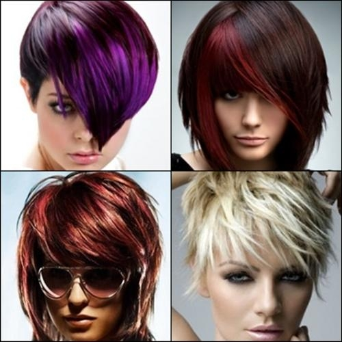 29 Cute Short Hair Color Ideas, Short Hair Color Ideas You Must For Cute Color For Short Hair (View 2 of 15)