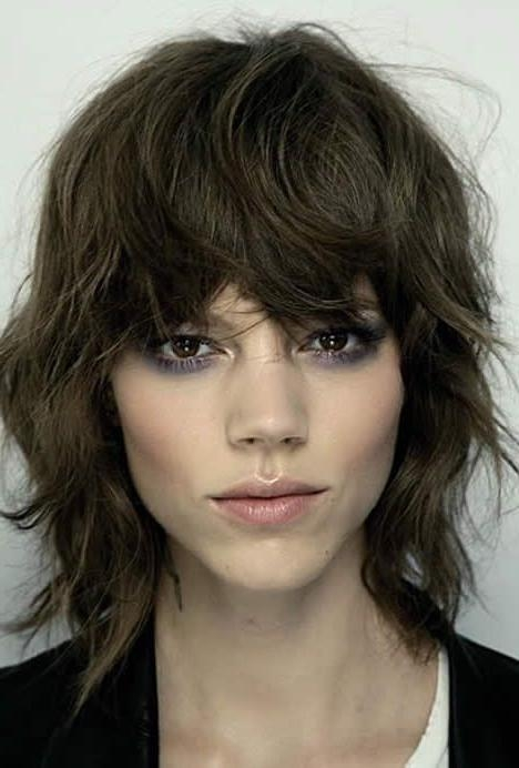296 Best Hair Semi Short Images On Pinterest | Hairstyles, Hair Throughout Semi Short Layered Hairstyles (View 8 of 15)