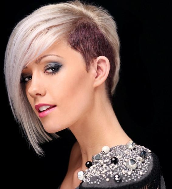 30 Cute Haircuts For Girls For Short Edgy Girl Haircuts (View 3 of 15)