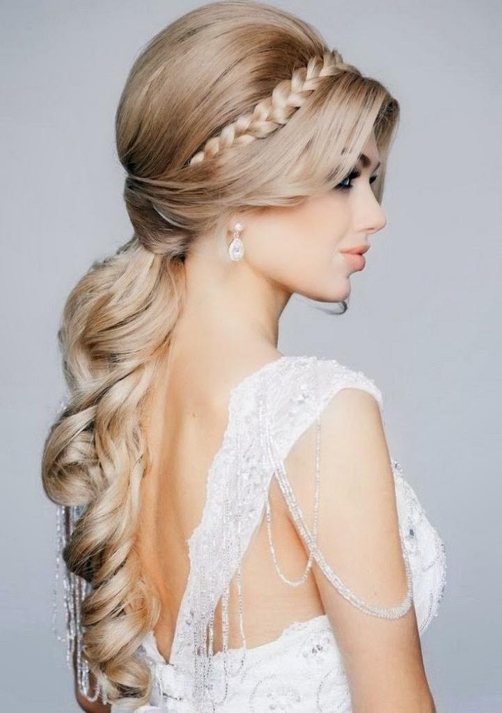 30+ Elegant Prom Hairstyles – Style Arena Intended For Cute Short Hairstyles For Homecoming (View 2 of 15)