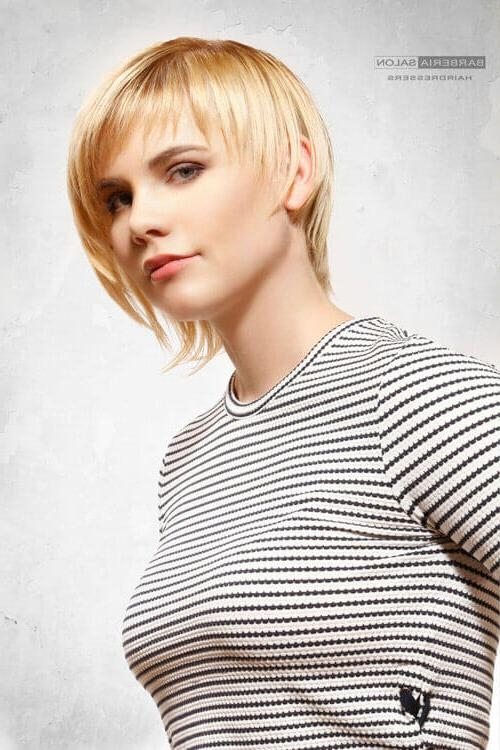 30 Go To Short Hairstyles For Fine Hair With Cute Short Hairstyles For Fine Hair (View 6 of 15)