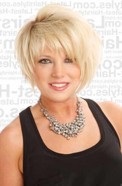 30 Good Short Haircuts For Over 50 | Short Hairstyles & Haircuts 2017 In Short Hairstyles For Women Over 50 With Straight Hair (Gallery 4 of 15)