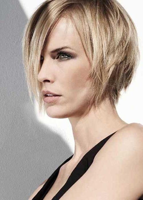 30 Trendy Short Haircuts 2015 – 2016 | Short Hairstyles & Haircuts With Regard To Trendy Short Hair Cuts (View 3 of 15)