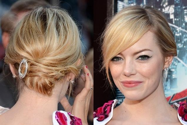 31 Brand New Party Hairstyles To Try | Allure Intended For Short Hairstyles For Cocktail Party (View 1 of 15)