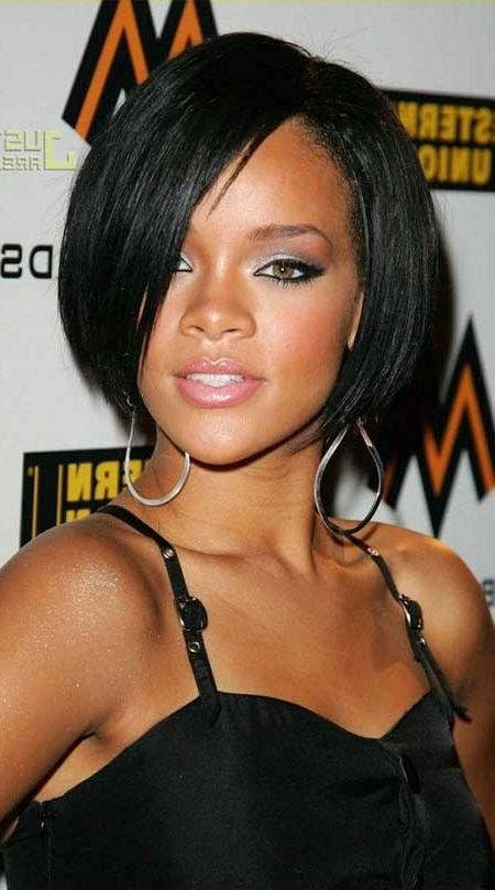 35 Best Bob Hairstyles For 2014 | Short Hairstyles 2016 – 2017 Within Short Black Bob Haircuts (View 9 of 15)