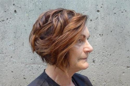 37 Chic Short Hairstyles For Women Over 50 For Short Hairstyles For Women  (View 8 of 15)