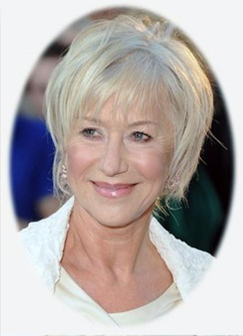 38 Best Hairstyles For Women Over 60 Images On Pinterest For Short Haircuts 60 Year Old Woman (View 5 of 15)