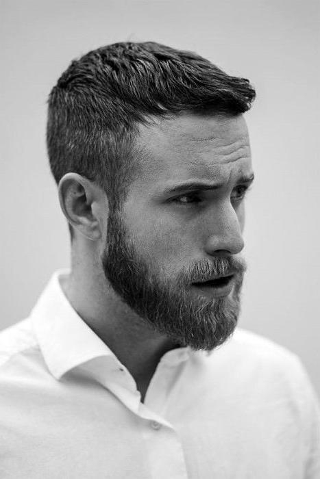 Featured Photo of Short Straight Hairstyles For Men