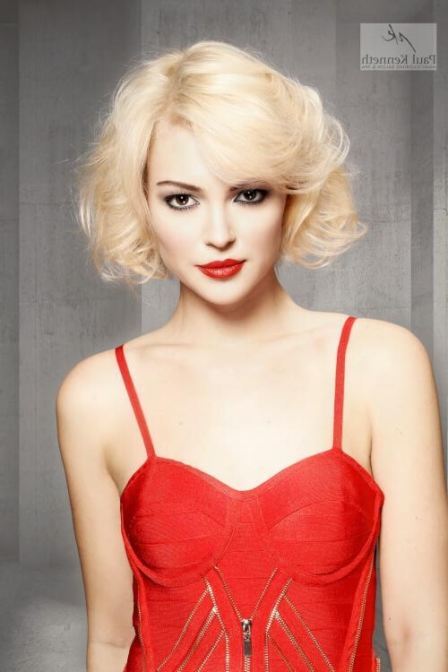 40 Stylish And Sexy Short Hairstyles For Women Over 40 Regarding Short Hairstyles For Fine Hair Over  (View 9 of 15)