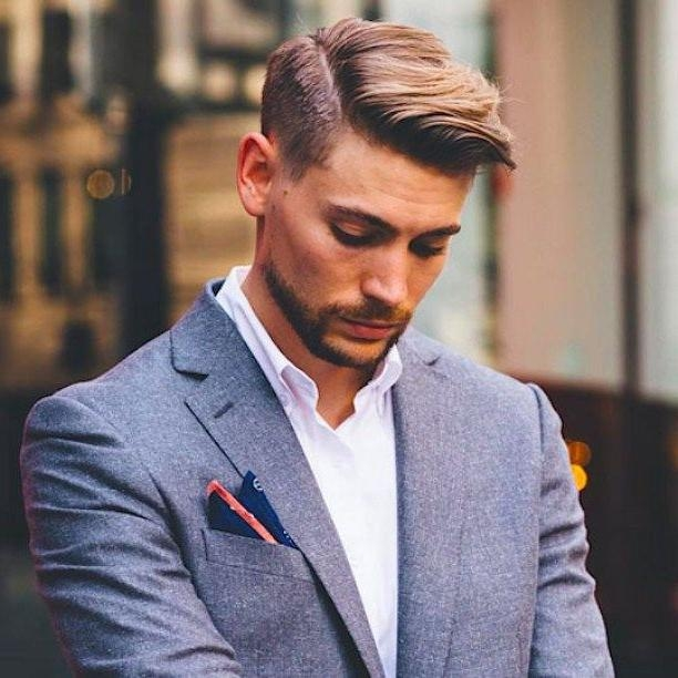43 Best Thick Mens Haircuts Images On Pinterest | Men's Haircuts In Short To Medium Hairstyles For Men (View 8 of 15)