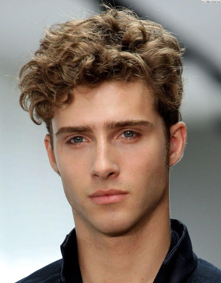 49 Best Curly Kolla Images On Pinterest | Hairstyle, Curly Hair Regarding Curly Short Hairstyles For Guys (View 6 of 15)