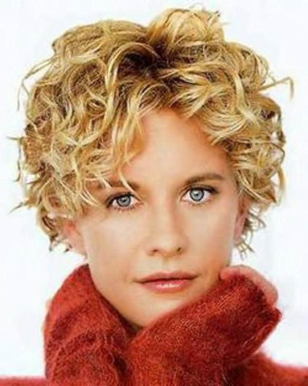 50 Best New Hair Images On Pinterest | Hairstyles, Short Hair And Hair Within Short Haircuts For Women Over 40 With Curly Hair (View 14 of 15)