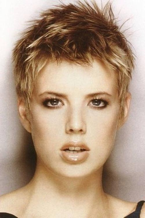 52 Short Hairstyles For Round, Oval And Square Faces In Short Haircuts For Fine Hair And Square Face (View 7 of 15)
