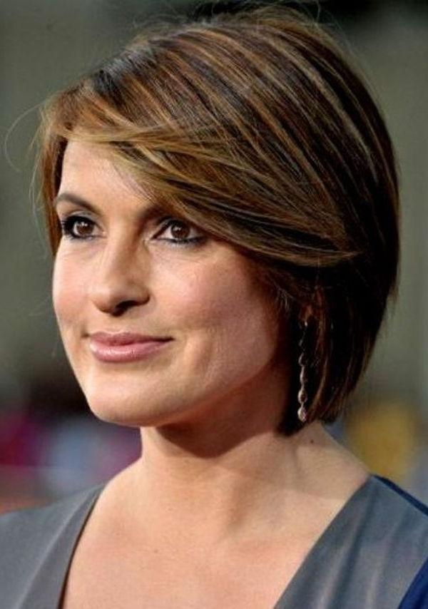 54 Short Hairstyles For Women Over (View 11 of 15)