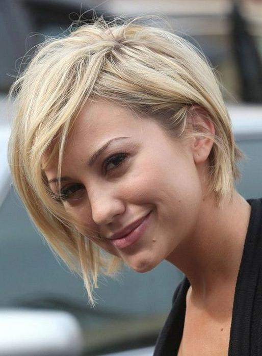 60 Delightful Short Hairstyles For Teen Girls Inside Teenage Girl Short Hairstyles (View 7 of 15)