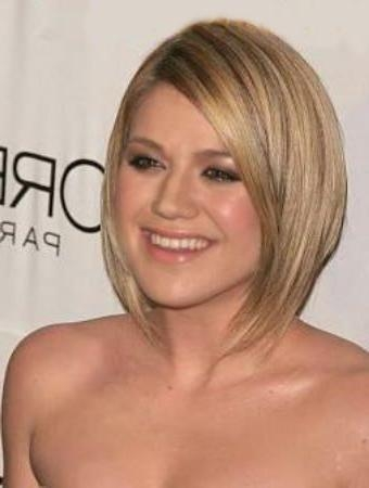 808 Best Hair – Cut And Style: Short And Medium Images On For Kelly Clarkson Short Hairstyles (View 5 of 15)