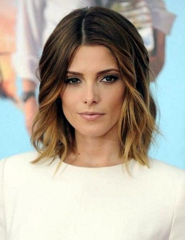 Photo Gallery of Short Hairstyles Shoulder Length (Viewing 15 of ...