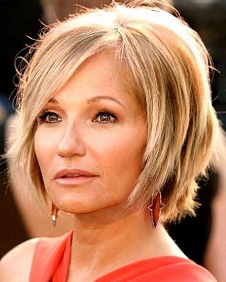 Best 10+ Hairstyles For Over 40 Ideas On Pinterest | 2014 Short Intended For Short Hairstyles For Over 40 Year Old Woman (View 11 of 15)