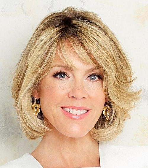 Best 10+ Hairstyles Over 50 Ideas On Pinterest | Hair Over 50 With Regard To Short Bob Hairstyles For Over 50S (View 8 of 15)