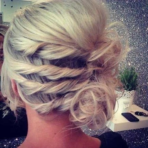 Best 10+ Homecoming Updo Hairstyles Ideas On Pinterest Throughout Cute Hairstyles For Short Hair For Homecoming (View 7 of 15)